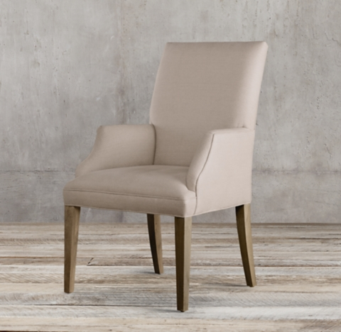 Parsons Fabric Armchair