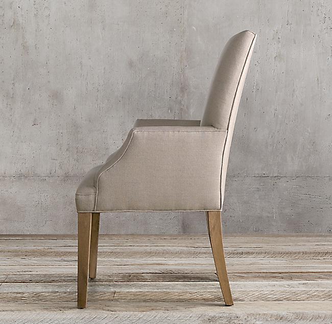 Hudson Parsons Fabric Armchair  Click to ZoomHudson Parsons Fabric Armchair. Parsons Arm Chair. Home Design Ideas