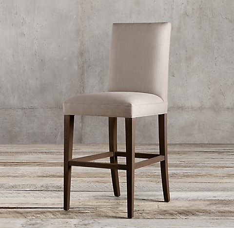 100 tufted leather bar stool bar and counter stools kitchen