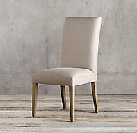 Hudson Parsons Fabric Side Chair