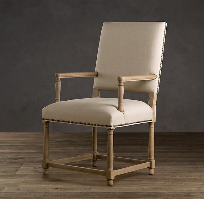 Empire Parsons Fabric Armchair
