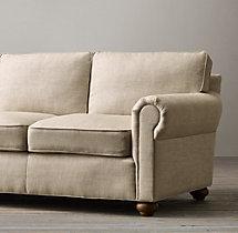 """96"""" Lancaster Upholstered Sofa"""