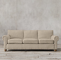 "96"" Classic Lancaster Upholstered Sofa"