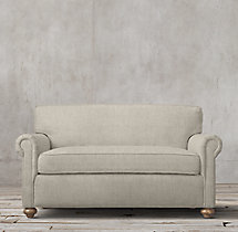 "60"" Classic Lancaster Upholstered Sofa"