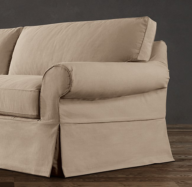 Restoration Hardware Sofa Collection: Restoration Hardware Sofa Slipcover Barclay Upholstered