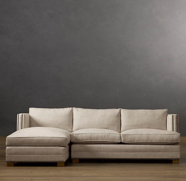 Remarkable Easton Upholstered Left Arm Sofa Chaise Sectional Creativecarmelina Interior Chair Design Creativecarmelinacom