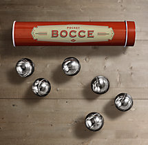 Pocket Bocce