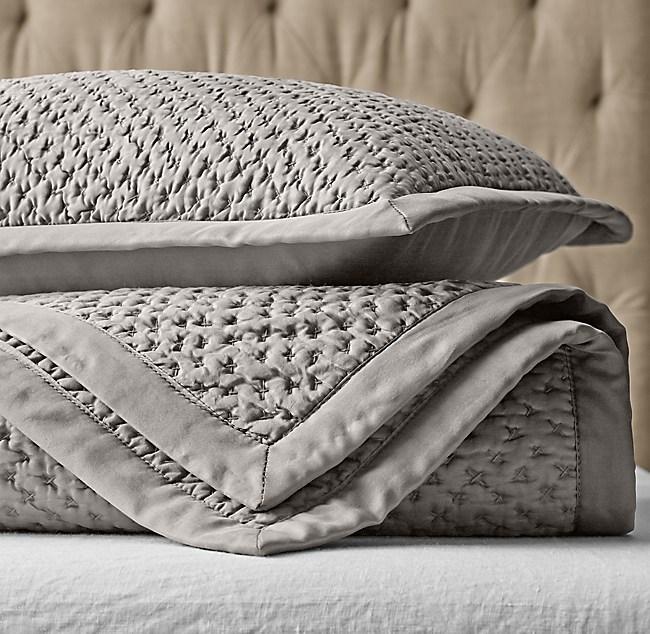 Silk Quilt : quilted silk bedspread - Adamdwight.com