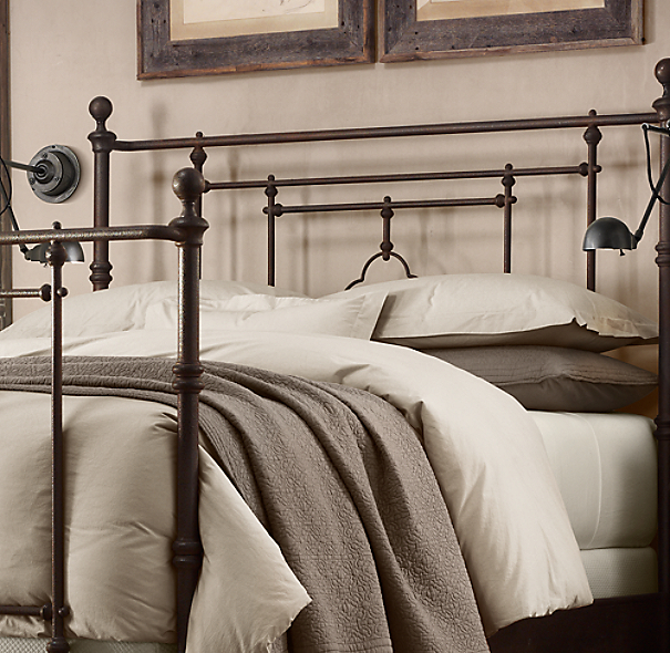 Restoration Hardware Bedroom Colors Cute Black And White Bedroom Ideas Little Boy Bedroom Furniture Girls Bedroom Colour Ideas: Italian 50-Year-Wash Vintage Bedding Collection