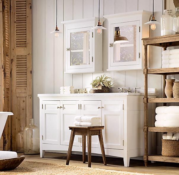 cartwright double vanity sink