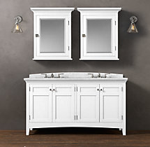 Cartwright Double Vanity Sink