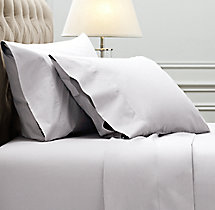 Italian 50-Year-Wash Vintage Sheet Set