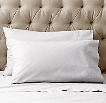 Italian 50-Year-Wash Vintage Pillowcase (Set of 2)