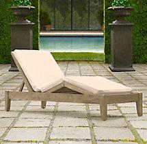Leagrave Chaise Cushions