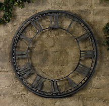 English Clock Trellis