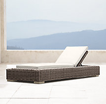 Provence Luxe Chaise