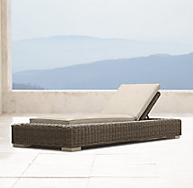Provence Luxe Chaise Cushions
