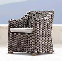 Provence Bucket Swivel/Armchair Cushions