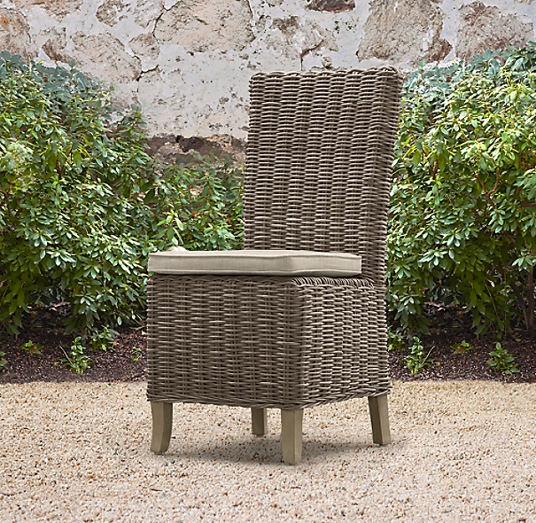 Provence Side Chair Cushion