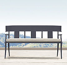 Klismos Bench Cushion