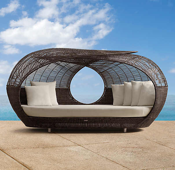 spartan daybed. Black Bedroom Furniture Sets. Home Design Ideas