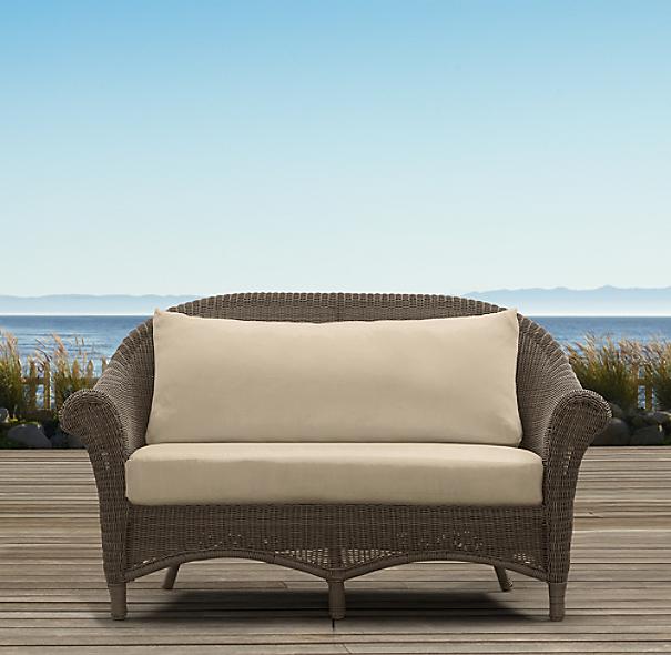 "Restoration Hardware Kijiji: 59"" Hampshire Sofa"