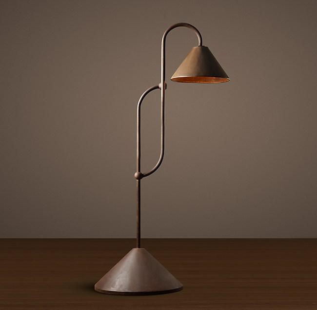 Farmhouse Floor Lamp