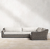 Provence Luxe Right Arm L Sectional