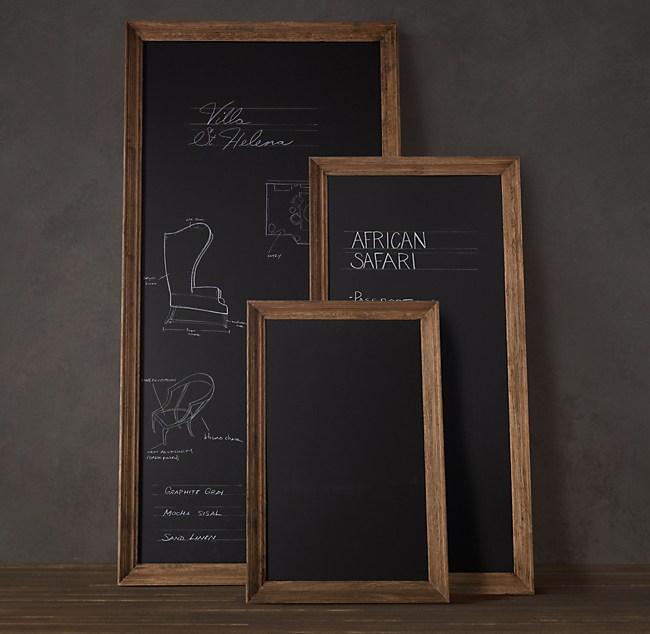 Marseilles Chalkboard