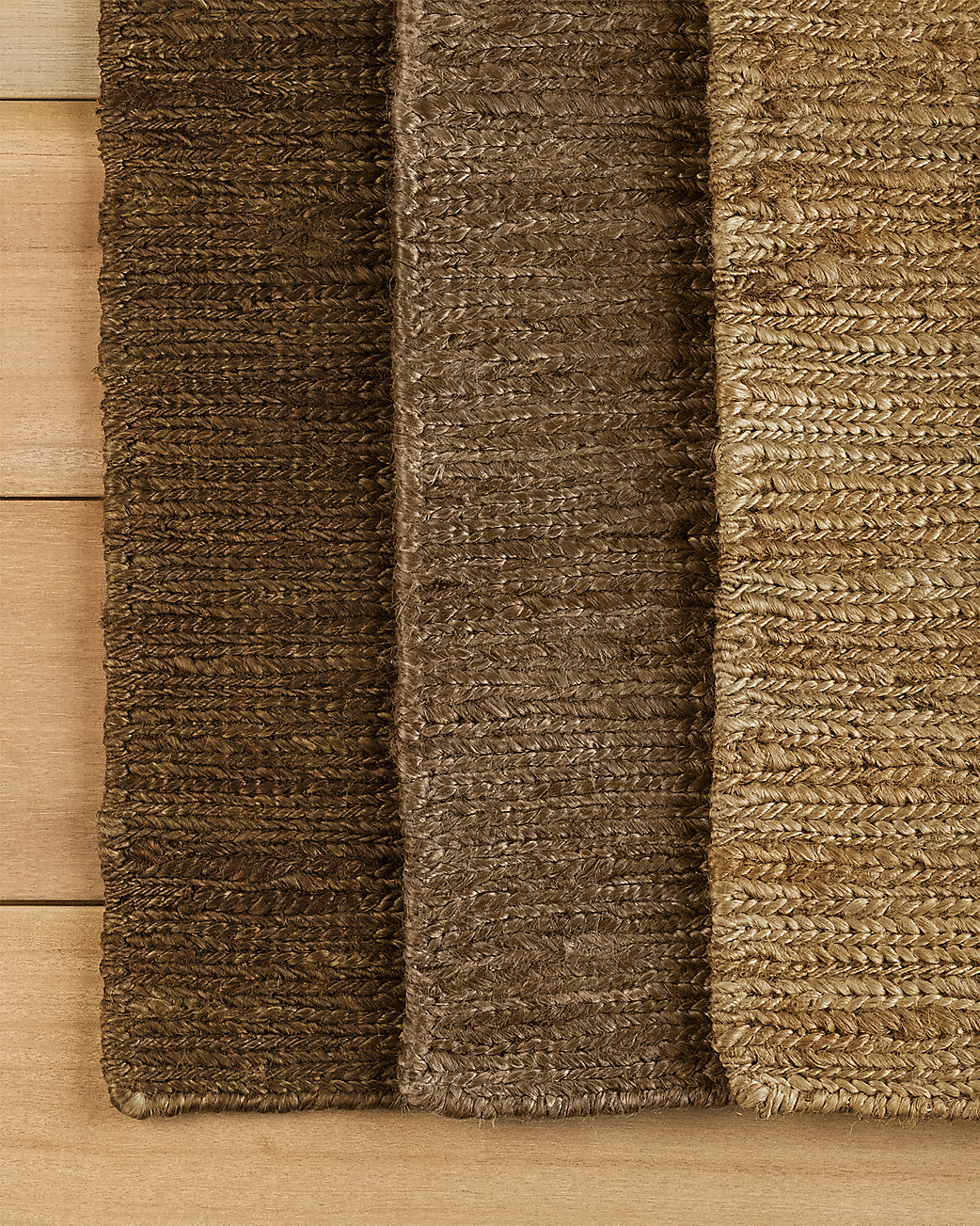 Braided Hemp Rug