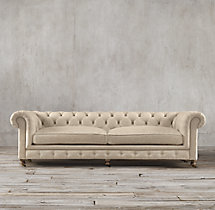 "98"" Kensington Upholstered Sofa"