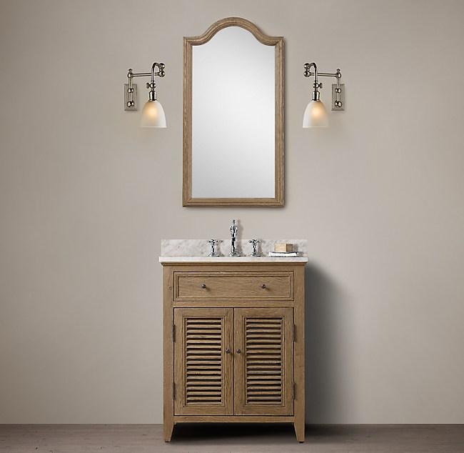 Powder Room Vanity