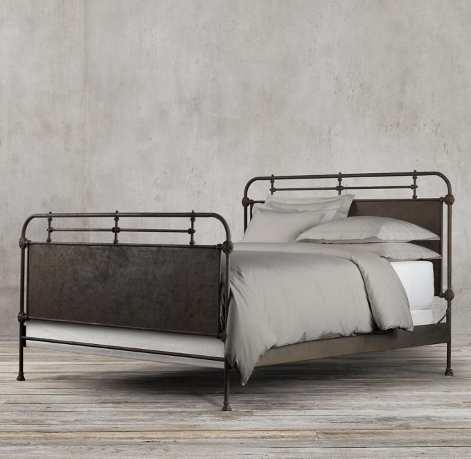 All Metal Beds RH