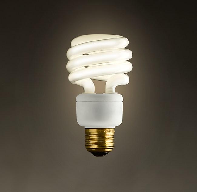 t2 coil cfl bulb 13w