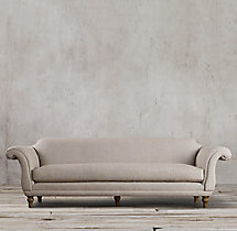 "108"" Regency Upholstered Sofa"