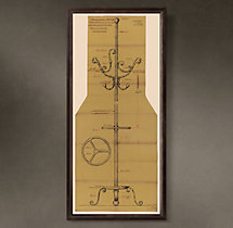 "Percha de Pie (""Coat Stand""), 1935"