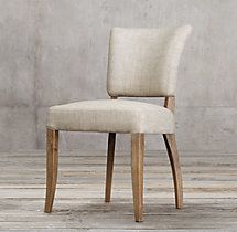 Adèle Fabric Side Chair