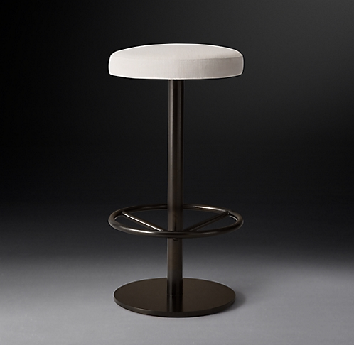 Terrific Bar Counter Stools Rh Modern Gmtry Best Dining Table And Chair Ideas Images Gmtryco