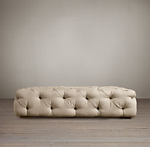 Soho Tufted Upholstered Coffee Ottoman
