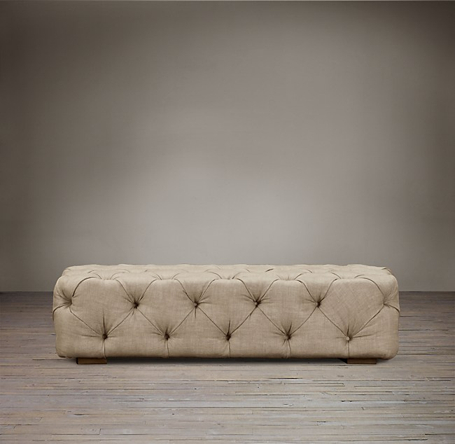 Ottoman Seat Bench
