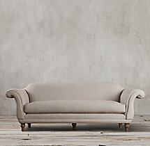 "96"" Regency Upholstered Sofa"