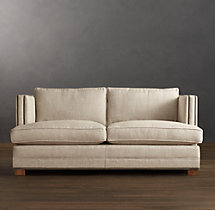 8' Easton Upholstered Sofa