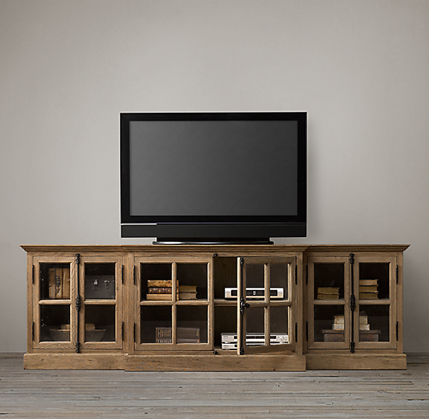 French Casement 100 Quot Media Console