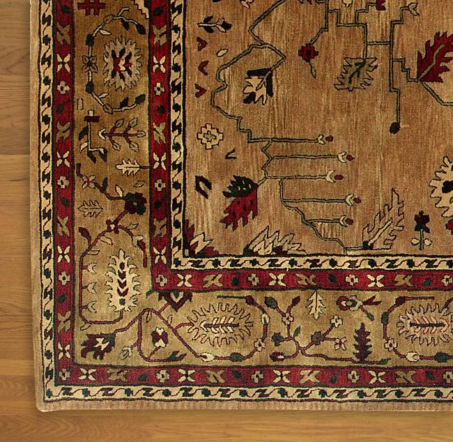 Restoration Hardware Carpets