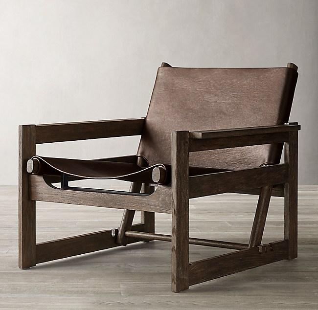 Astounding Nielsen Leather Chair Cjindustries Chair Design For Home Cjindustriesco