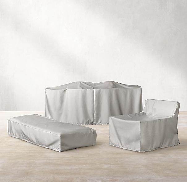 Restoration Hardware Warranty: Custom-Fit Outdoor Furniture Covers
