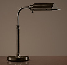 Writer's Task Table Lamp