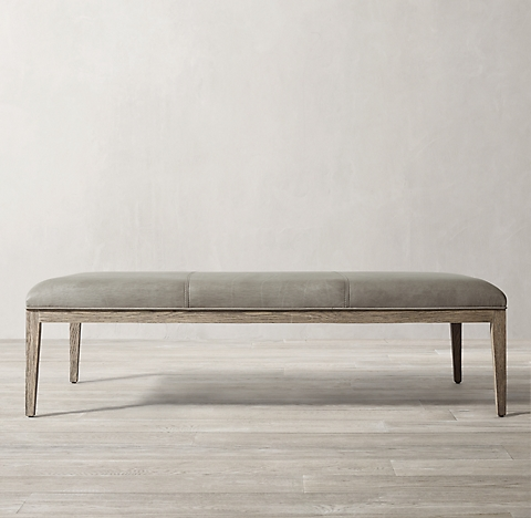Pleasing Ottomans Rh Lamtechconsult Wood Chair Design Ideas Lamtechconsultcom