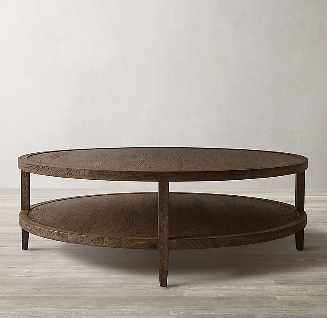 Superb French Contemporary Round Coffee Table Bralicious Painted Fabric Chair Ideas Braliciousco