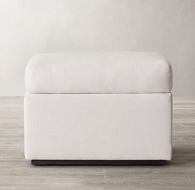 Fantastic Oliver Ottoman Inzonedesignstudio Interior Chair Design Inzonedesignstudiocom